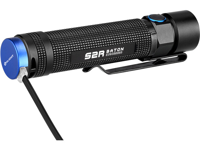 Olight S2R Baton Chargeable Flashlight